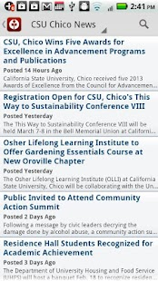 Chico State - screenshot thumbnail