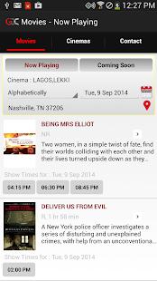 Genesis Deluxe Cinemas - náhled