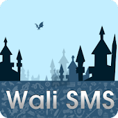 Wali SMS-Magic world theme