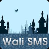 Wali SMS-Magic world theme