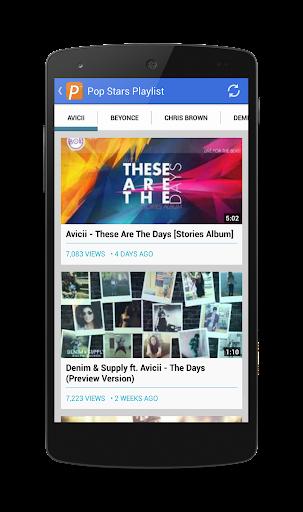 【免費音樂App】PopMusic Pro-APP點子