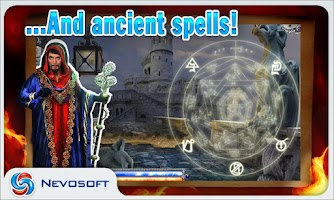 Screenshot of Magic Academy 2:mystery tower.