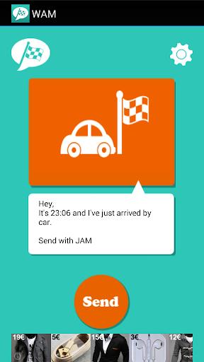 【免費旅遊App】JAM - Just Arrived Mom !-APP點子