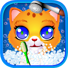 Cat Pet Wash icon