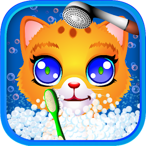 Cat Pet Wash for PC and MAC