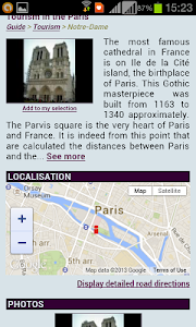 France Travel Guide screenshot 5