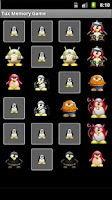 Screenshot of Tux Memory Game