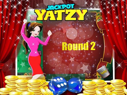 Lucky Hand Yatzy