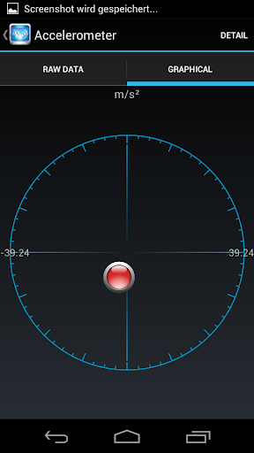 無料工具AppのSensorCAPS|HotApp4Game