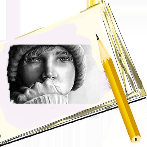 娱乐の描画することを学ぶ LOGO-記事Game