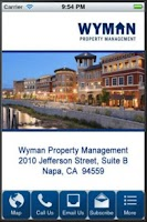 Screenshot of Wyman Property Management