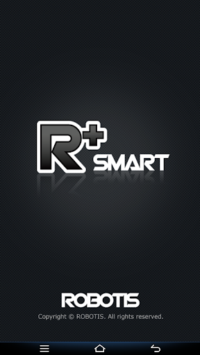 R+ Smart ROBOTIS Test