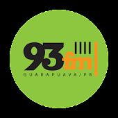 Cultura 93 FM Guarapuava