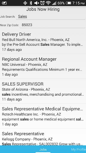 Jobs Now Hiring
