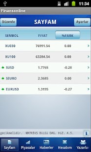 Finansonline- screenshot thumbnail