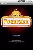 Screenshot of Pokerzee