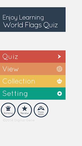 EnjoyLearning World Flags Quiz