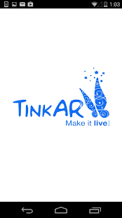 TinkAR screenshot