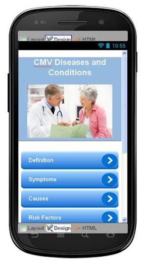 CMV Disease Symptoms