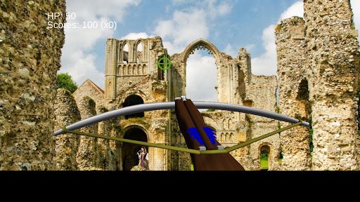 中世纪城堡3D