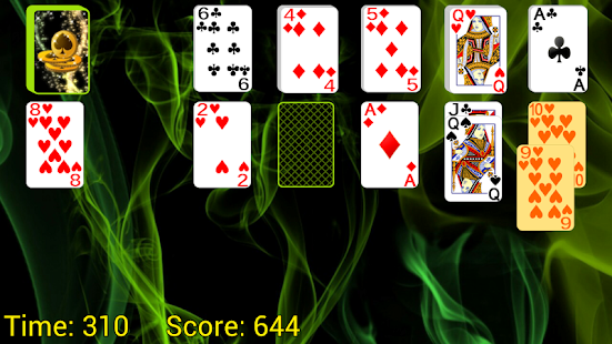 Two-Ways Solitaire - screenshot thumbnail