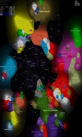 Screenshot of EVE Influence Map