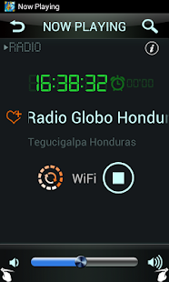 Honduras Radio - screenshot thumbnail
