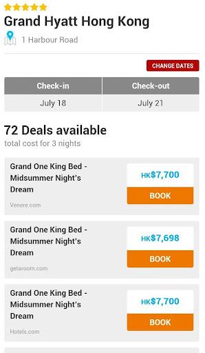 玩免費商業APP|下載Hotel Scanner - Booking app不用錢|硬是要APP