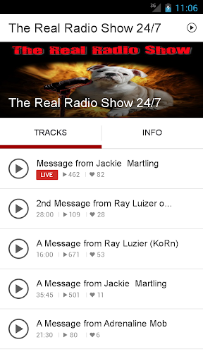 The Real Radio Show 24 7