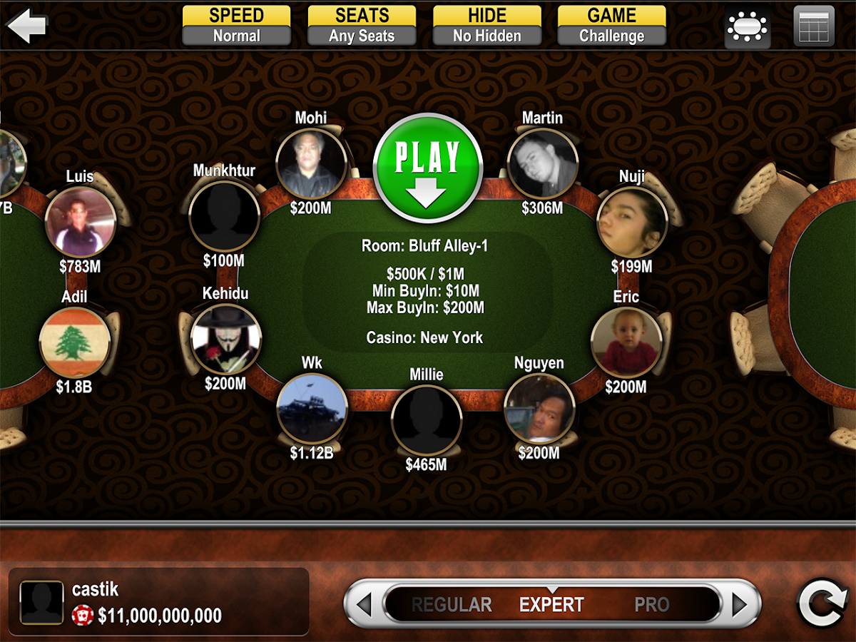Poker Mafia- screenshot