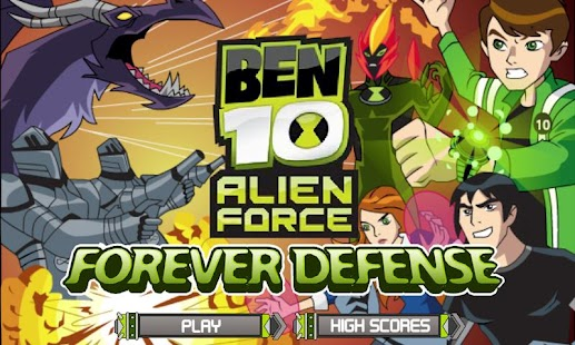 BEN10 Forever Defense - screenshot thumbnail