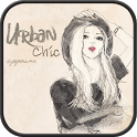 urban chic GO launcher theme icon