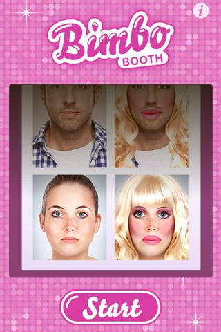 BimboBooth- screenshot