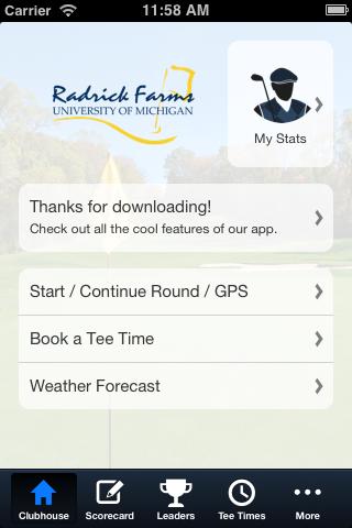玩運動App Radrick Farms Golf Course免費 APP試玩