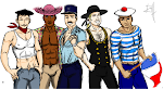 The Village People, french edition