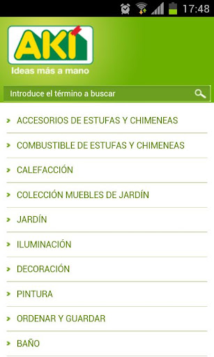 Catálogo AKI Bricolaje