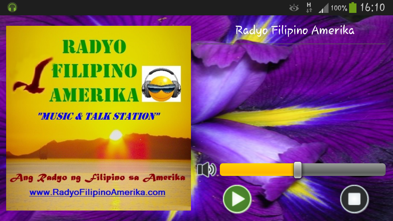 Radyo Filipino Amerika - screenshot