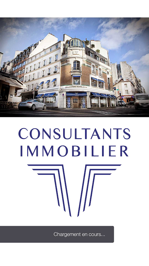 Consultants Immobilier- screenshot