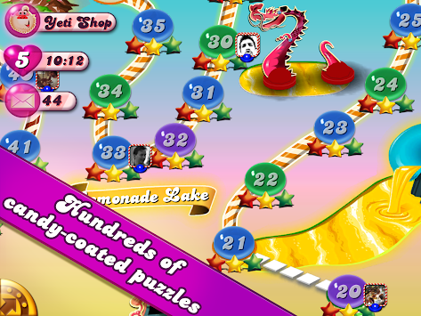 Candy Crush apk screenshot