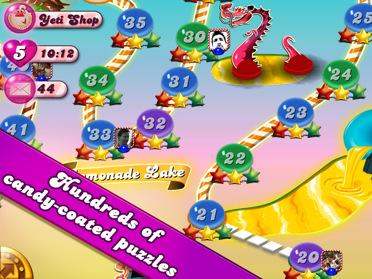 Candy Crush Kakao - screenshot
