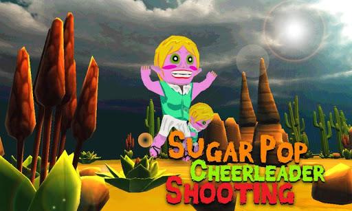 Sugar Pop Cheerleader Shooting