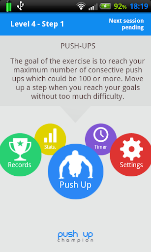 100 Push Ups Trainer – Windows Apps on Microsoft Store