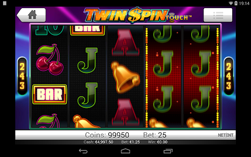 Twin Spin Slots - screenshot thumbnail