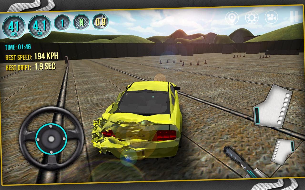 Drift Car Simulator Android Apps On Google Play