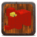 Brick animal examples Apk