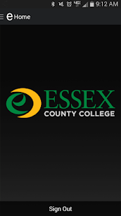 Essex County College Mobile- screenshot thumbnail