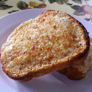 Cream Cheese and Parmesan Bread Spread