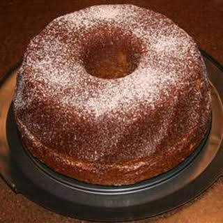 Southern Comfort Cake.