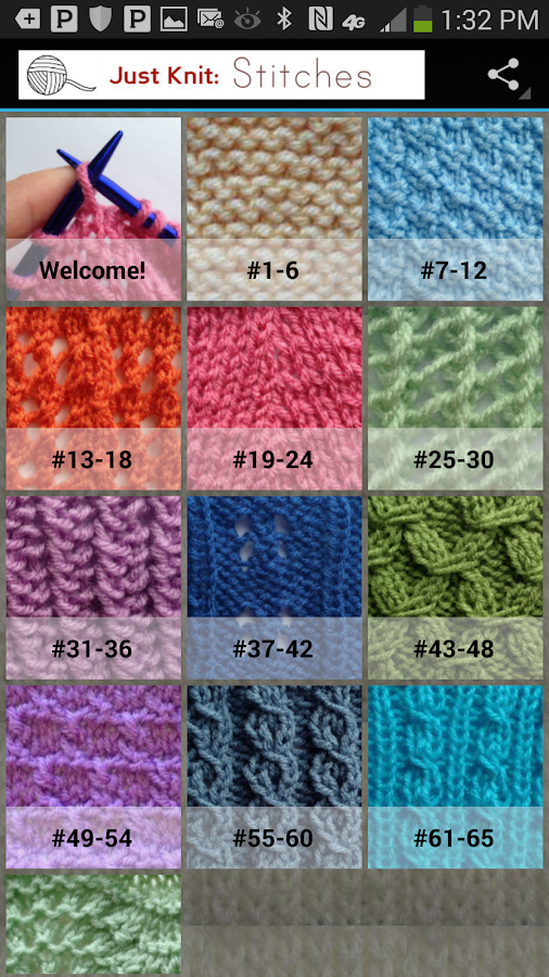 Just Knit: Stitches! - Full - Android Apps on Google Play