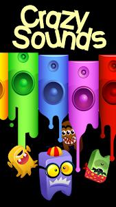 Crazy Sounds & Ringtones Pro v1.0